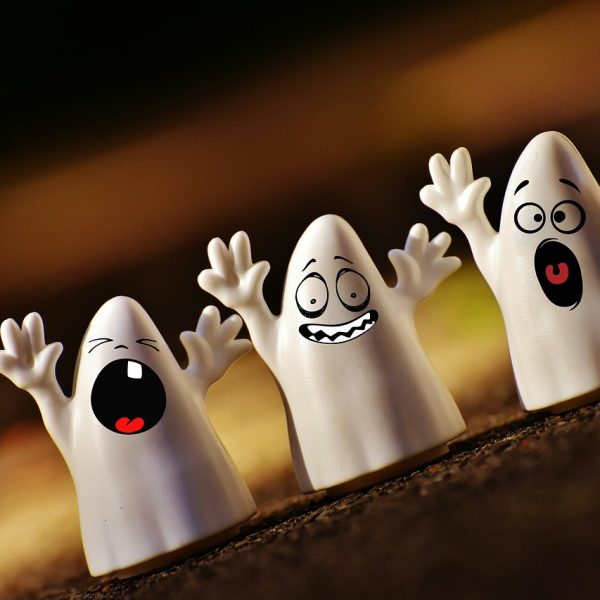 funny ghosts